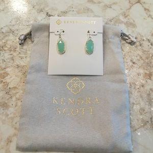 Kendra Scott Lee Gold Earrings